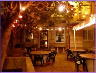 Restaurant premiere fois terrasse
