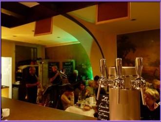 Restaurant premiere fois concert