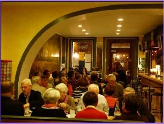 Restaurant premiere fois salle